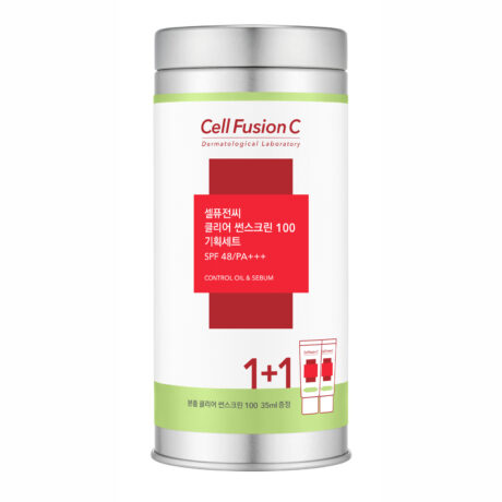 CFC Clear Sunscreen 100 Special Set_Tin