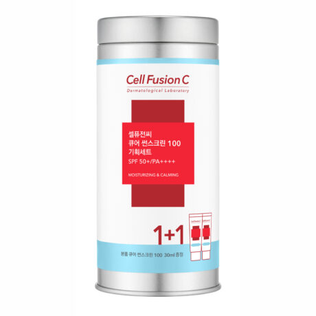 CFC Cure Sunscreen 100 Special Set_Tin