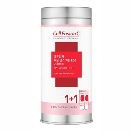 CFC Toning Sunscreen 100 Special Set_Tin