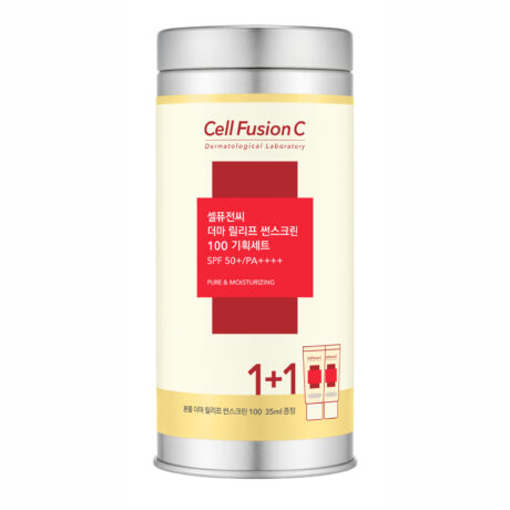 CFC Derma Relief Sunscreen 100 Special Set_Tin